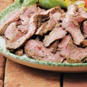 Seasoned Flank Steak