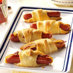 Hot Dog Roll-Ups
