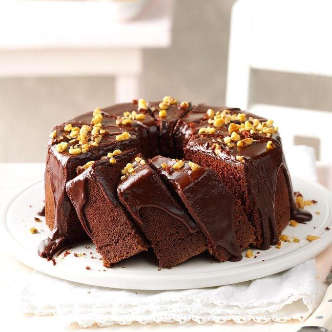 Best Chiffon Cake: Chocolate Chiffon Cake