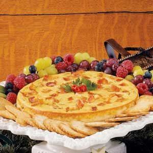 Savory Appetizer Cheesecake