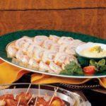 Chicken Ham Pinwheels