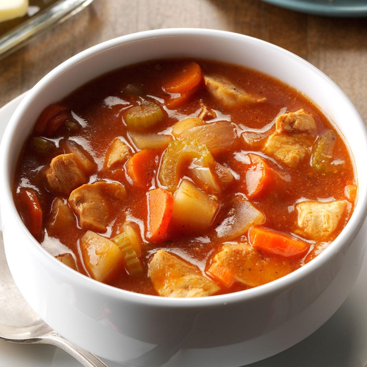 How to cook tasty and healthy stew at home