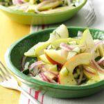 Fresh Apple & Pear Salad