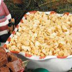 Nutty Popcorn Party Mix