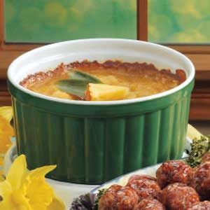 Sweet Pineapple Casserole