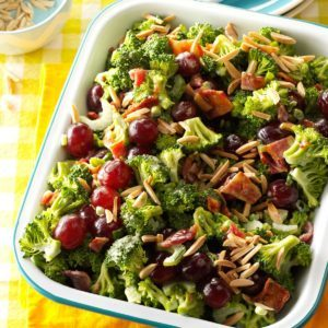 Broccoli Salad Supreme