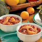 Warm Fruit Medley