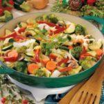 Colorful Vegetable Medley Side Dish