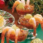 Shrimp with Creole Sauce