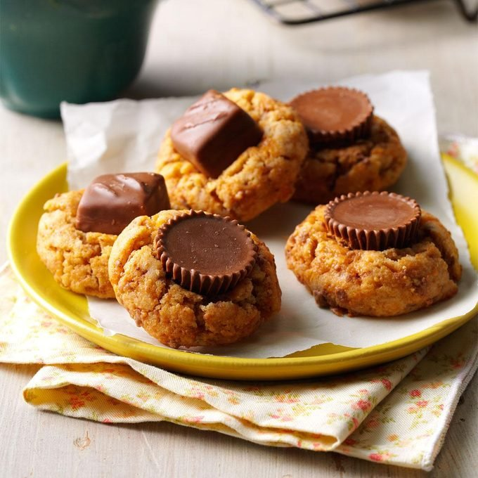 Ultimate Candy Bar Cookies