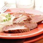Honey-Dijon Pork Tenderloin