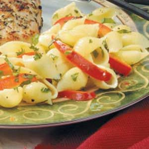Pasta Shells with Herbs