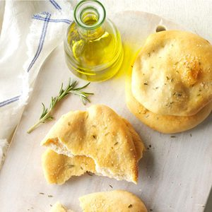 Rosemary Flatbreads