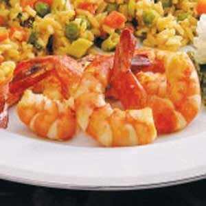 Shrimp Dijonnaise