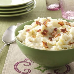 Apple Mashed Potatoes