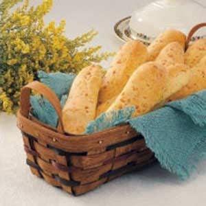 Herbed Breadsticks