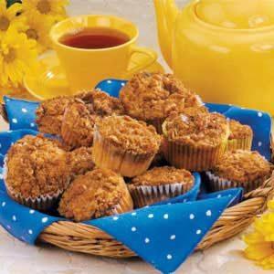 Butterscotch Muffins