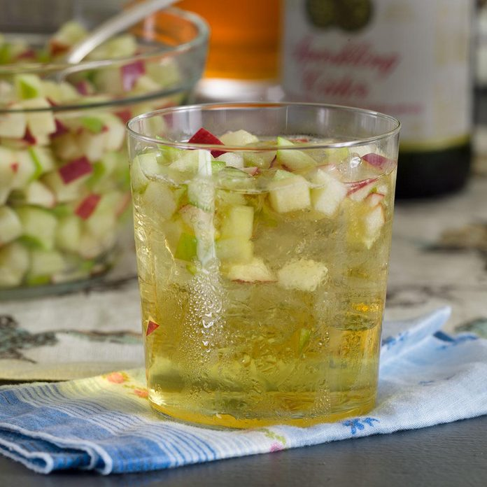 Apple Cider Smash