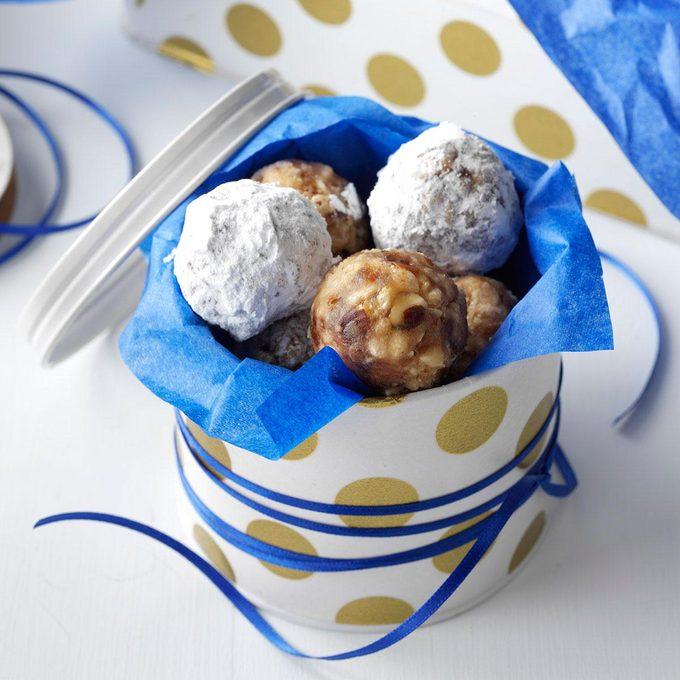 Date Nut Balls