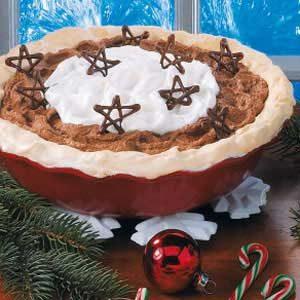 Chocolate-Filled Meringue