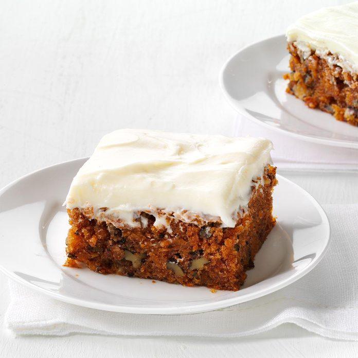 Billie's Southern Sweet Potato Cake