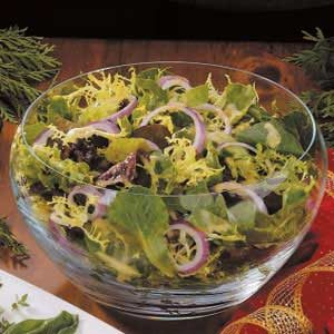 Vinaigrette for Mixed Greens