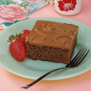 Favorite Chocolate Sheet Cake