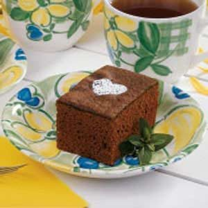 Old-Fashioned Chocolate Snack Cake