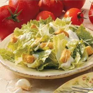 Mock Caesar Salad