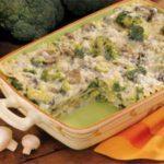 Creamy Broccoli Lasagna