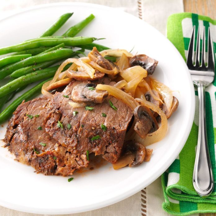 Day 6 Dinner: Spring Herb Roast
