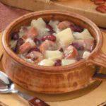 Kielbasa Cabbage Stew