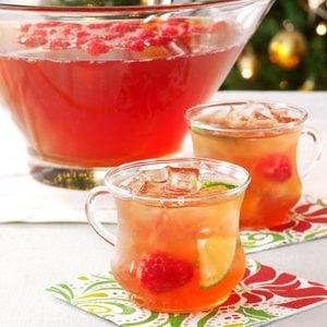 Festive Holiday Punch