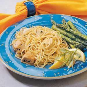 Chicken Spaghetti Toss