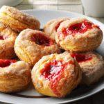 Cinnamon Fruit Biscuits