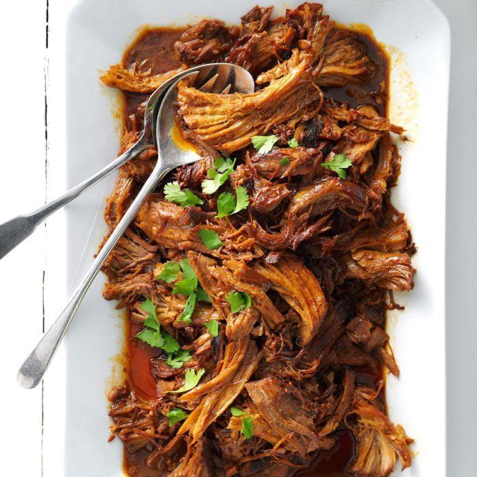 Slow-Cooker Char Siu Pork