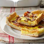 Bacon Swiss Squares