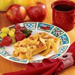 Maple Apple Topping