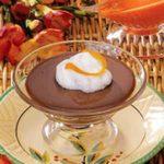 Orange Chocolate Mousse