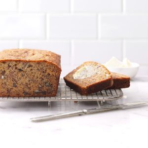 Banana and Nut Bread
