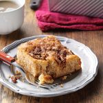 Cinnamon-Sugar Coffee Cake