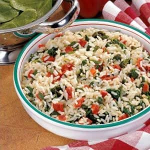 Italian Rice Recipe How To Make It Taste Of Home