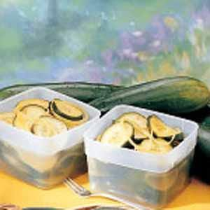 Three-Hour Refrigerator Pickles