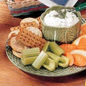 Cucumber Dill Spread