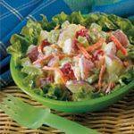 Crunchy Potato Salad