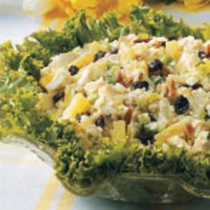 Contest-Winning Curried Rice Salad