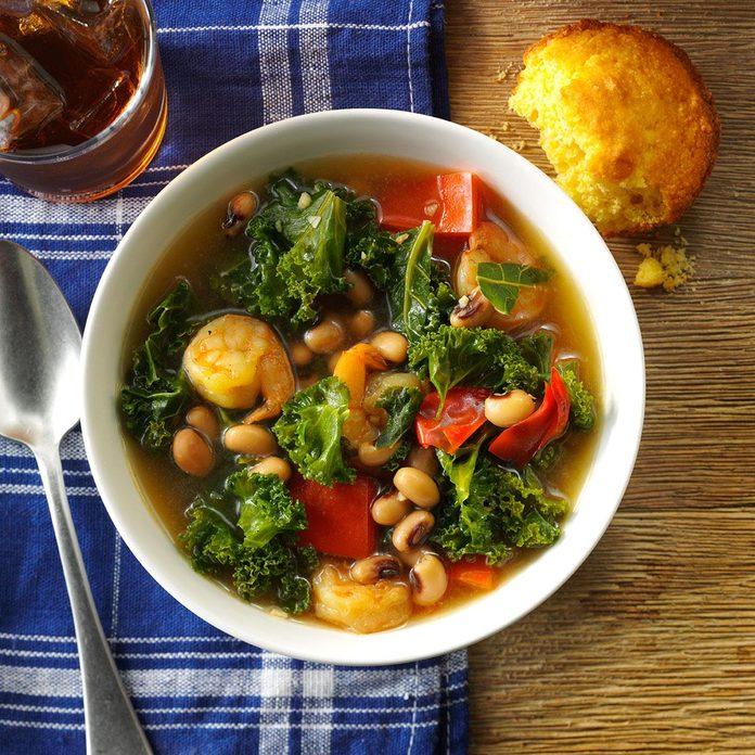Carolina Shrimp Soup
