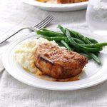 Lemon-Garlic Pork Chops