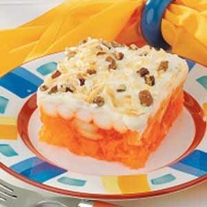 Frosted Orange Salad