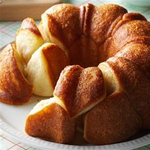 Buttery Bubble Bread